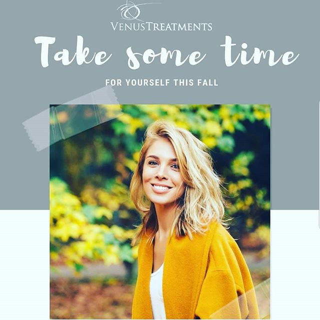 Take some time for yourself this fall! From cellulite reduction to body shaping to stretch mark reduction treatments discover your perfect aesthetic treatment plan to treat yourself this.  Contact Andrea, Burlington's very own skin expert.  #skincare #skincareroutine #legacy #VenusLegacy #YourPerfectSkin #dtburlington #burlon #bodycontouring
