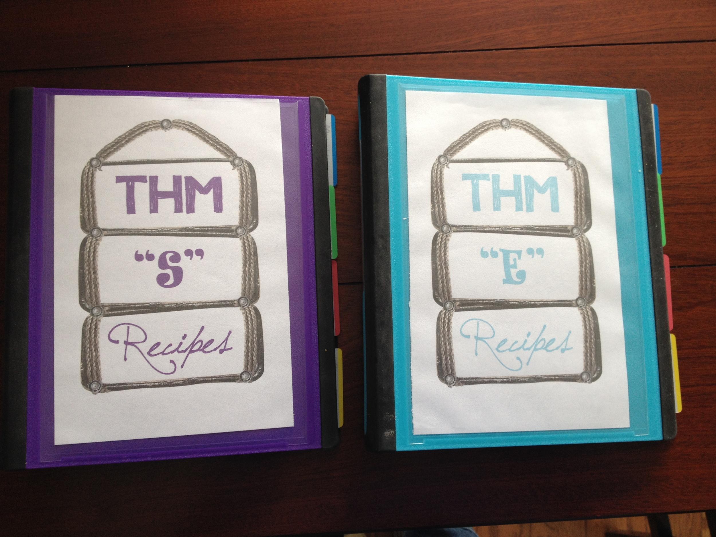 Steps to Create a Custom Recipe Notebook