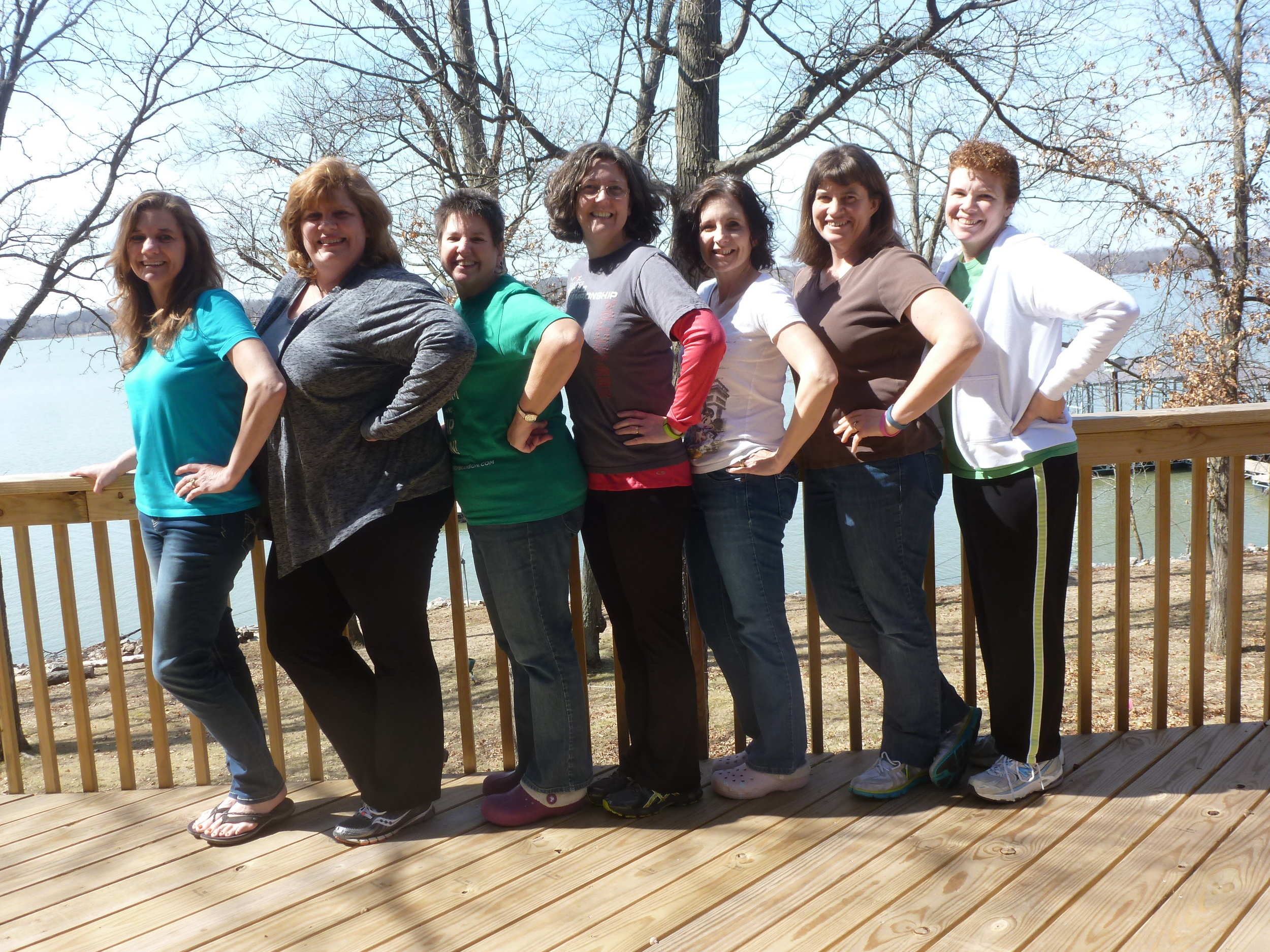 Scrapbook Ladies Spring 2015