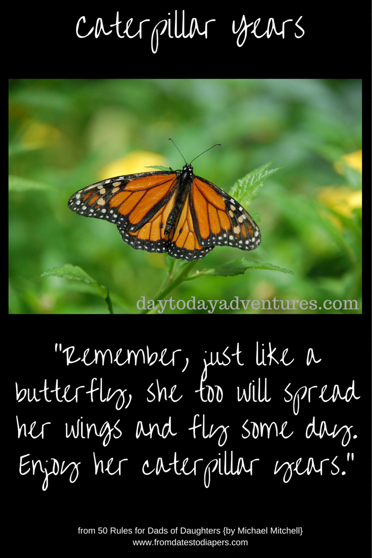Our children grow so fast.  Cherish the years of growth before they are adults and fly away - DaytoDayAdventures.com