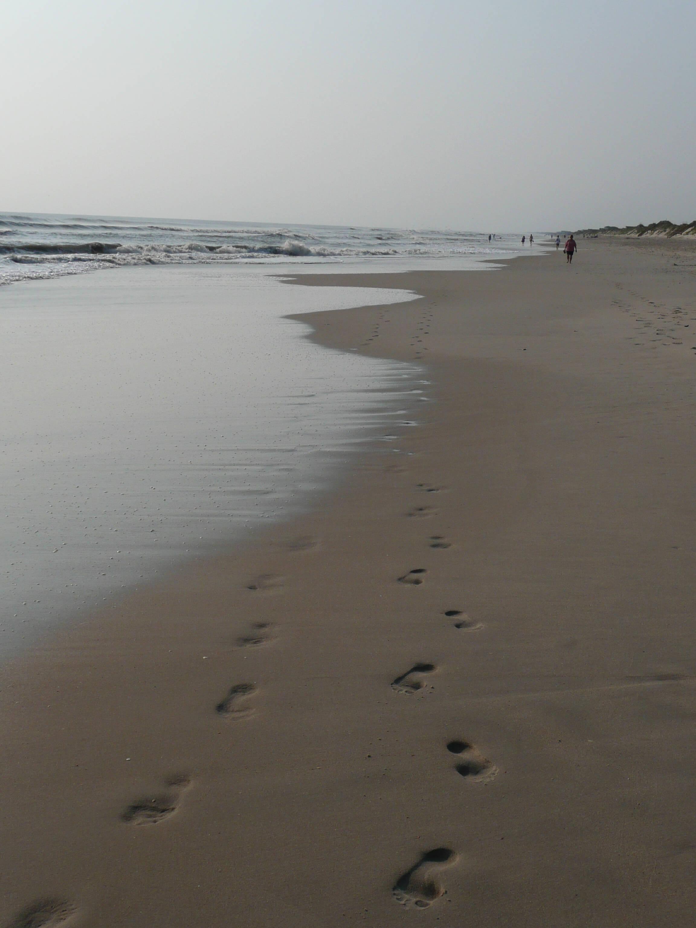 at the beach - DaytoDayAdventures.com