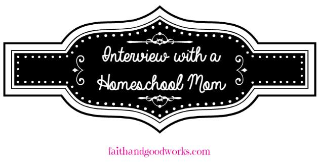 Interview with a Homeschool Mom - DaytoDayAdventures.com