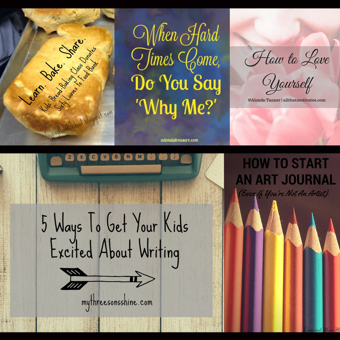 Homeschool Catchup and Life is Lovely Linkup - DaytoDayAdventures.com