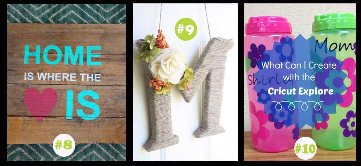 10 quick crafts to make for gifts - DaytoDayAdventures.com