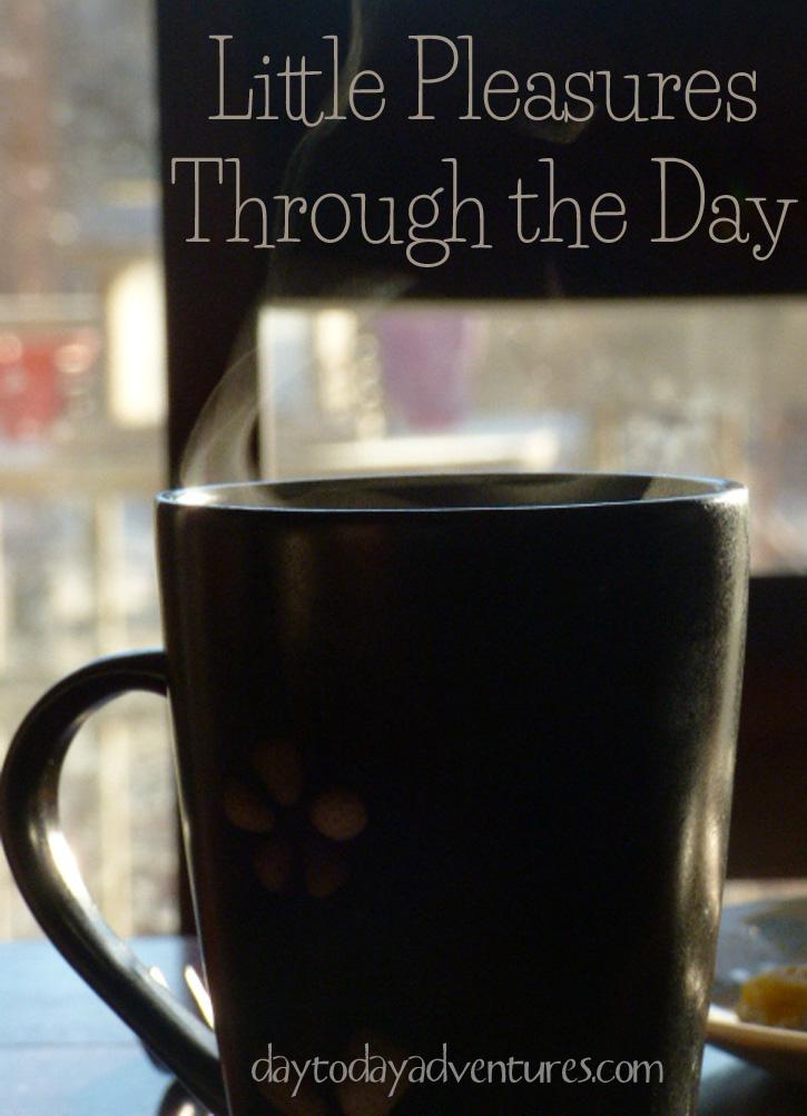 Little pleasures in my day make life lovely - DaytoDayAdventures.com