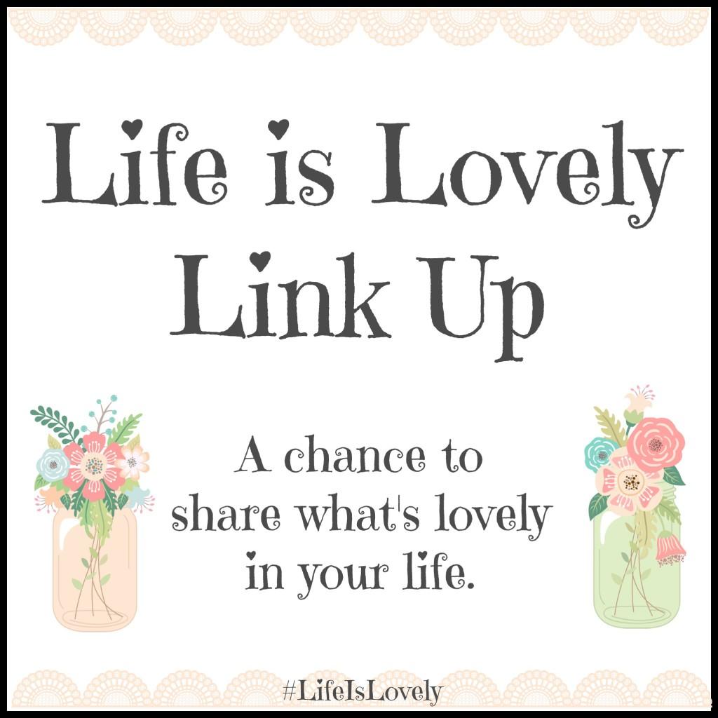 Life is Lovely Linkup - DaytoDayAdventures.com