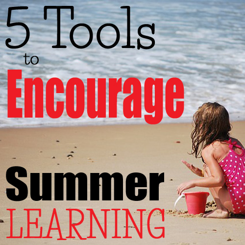 Learning in the summer?  YES!  Take advantage of the lighter schedule and do some special learning topics - DaytoDayAdventures.com