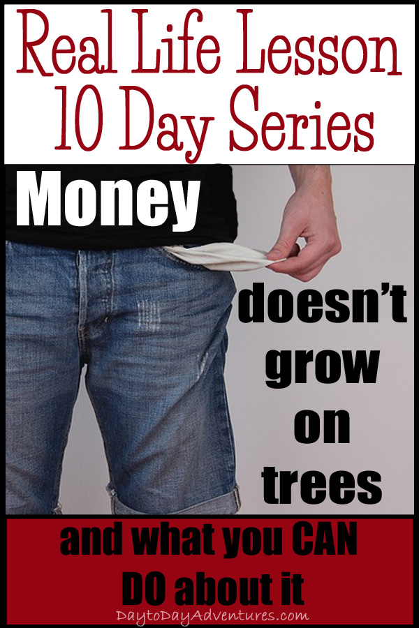 """Are your kids ready for """"real life?""""  Prepare them with the lessons in this 10 day series!  Plus there are 24 other mom's contributing to the Tips for Homeschool Moms series!  Check it out!-  DaytoDayAdventures.com"""