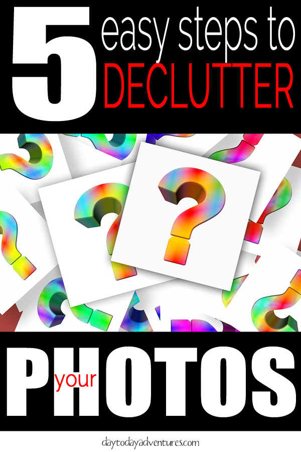 5 Easy Steps to Declutter Duplicate Digital Photos - DaytoDayAdventures.com