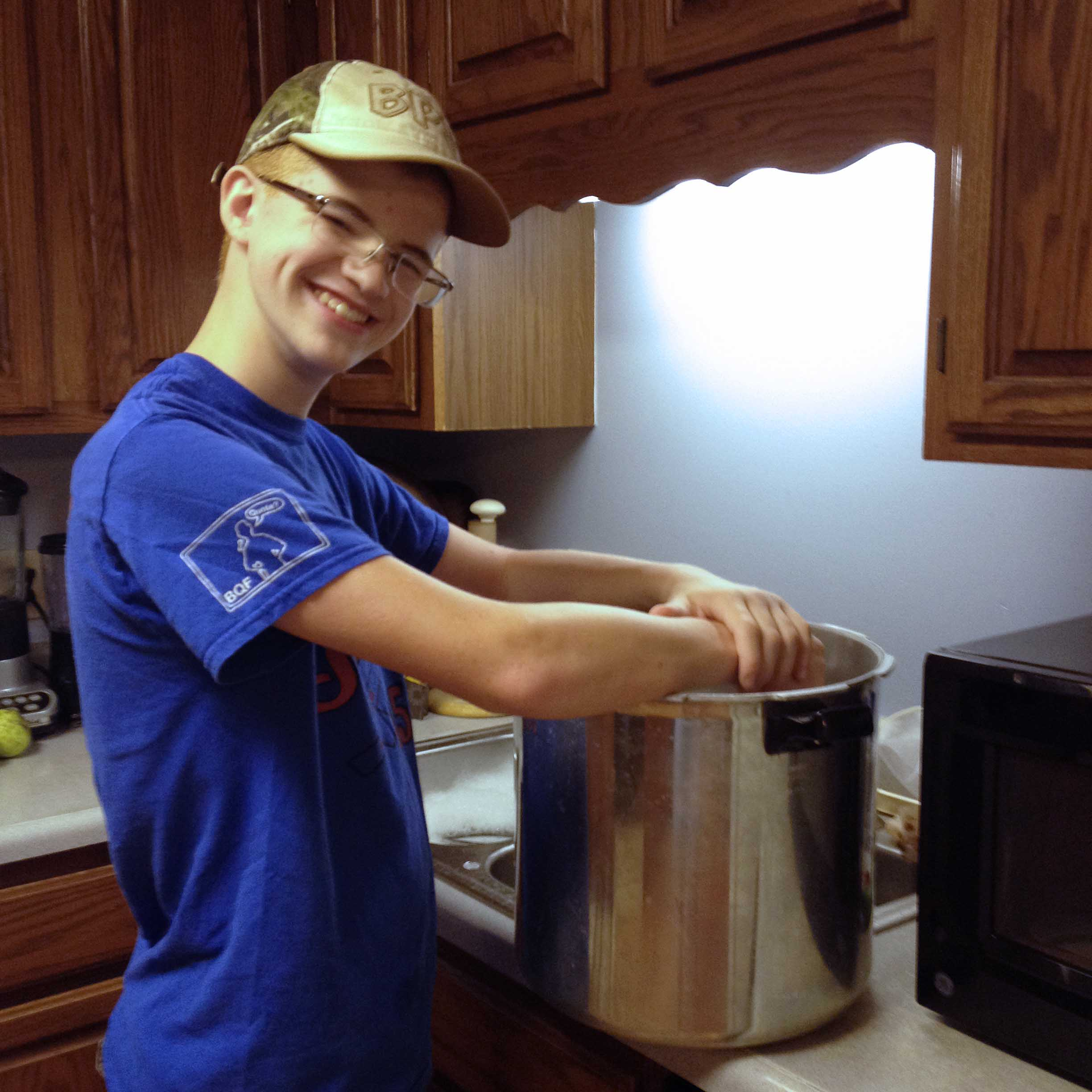 5 goals for growth in my teenage son - I don't want to look back and feel that these days were wasted.  I don't want my young man to grow older and be unprepared for life.  Goals are the key to preparing for the future - DaytoDayAdventures.com