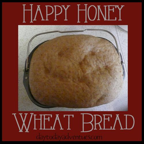 Happy Wheat Bread