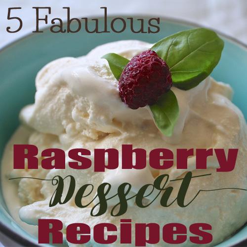 5 Fabulous Rasberry