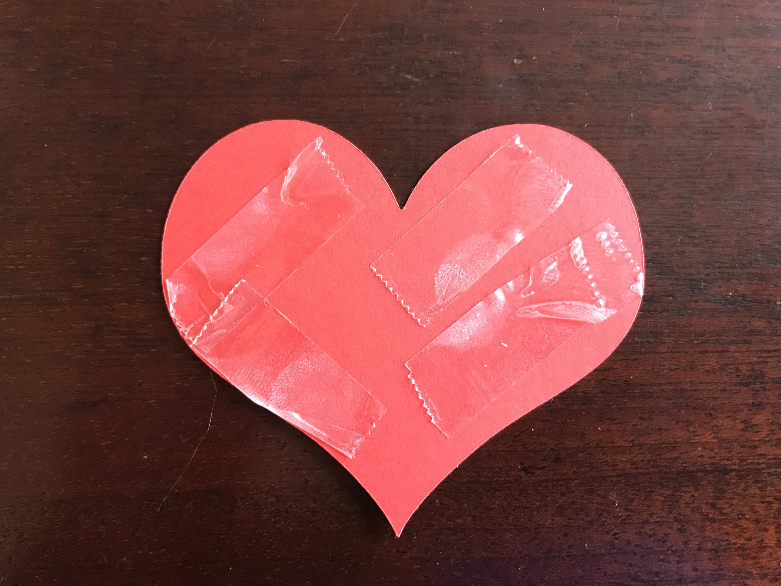 How to make a Valentine's Day chalkboard painted Mason candy jar - DaytoDayAdventures.com
