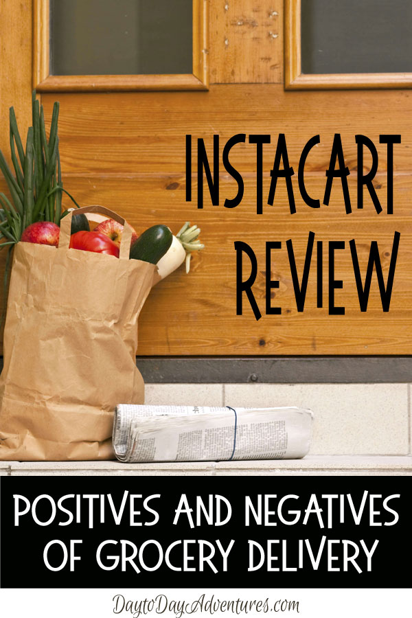 Instacart Review: Positives and negatives of grocery delivery
