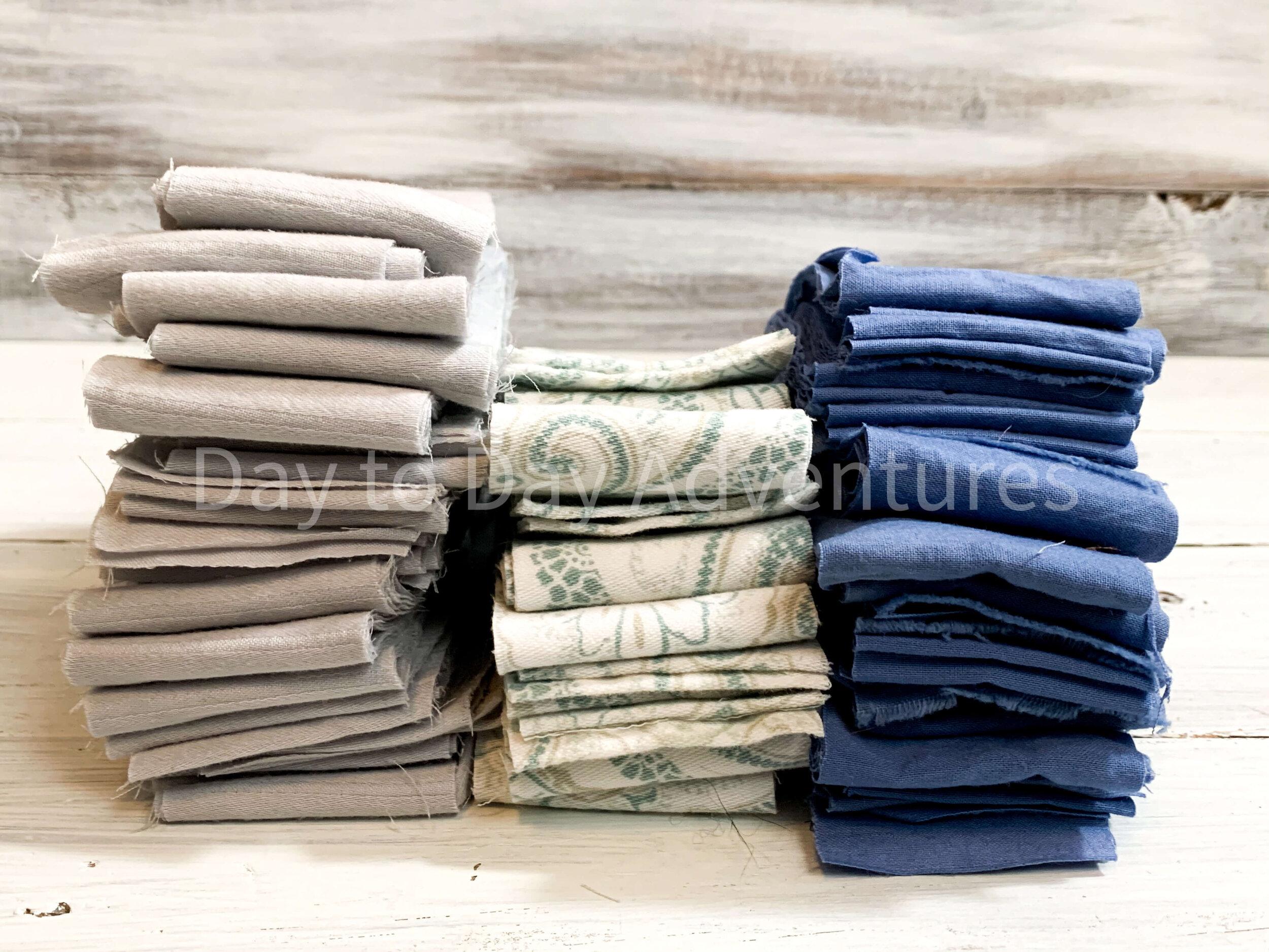 Fabric Do I Need To Make A Rag Rug