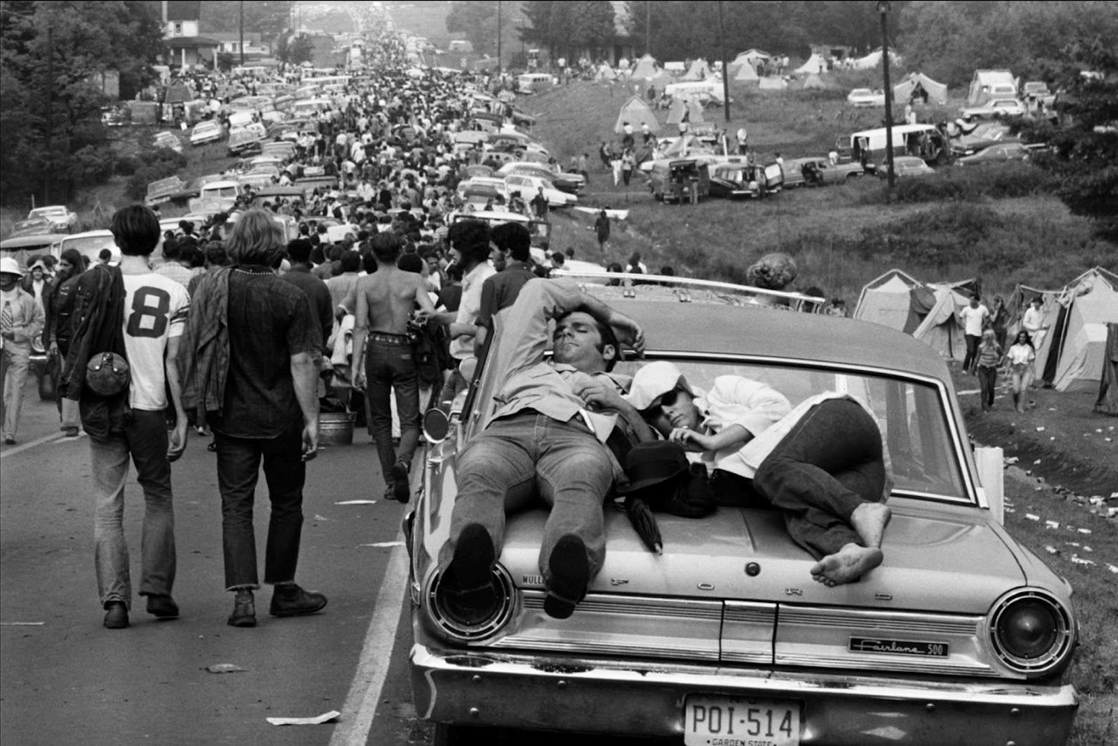 Woodstock Festival Aftermath , New York, 1969