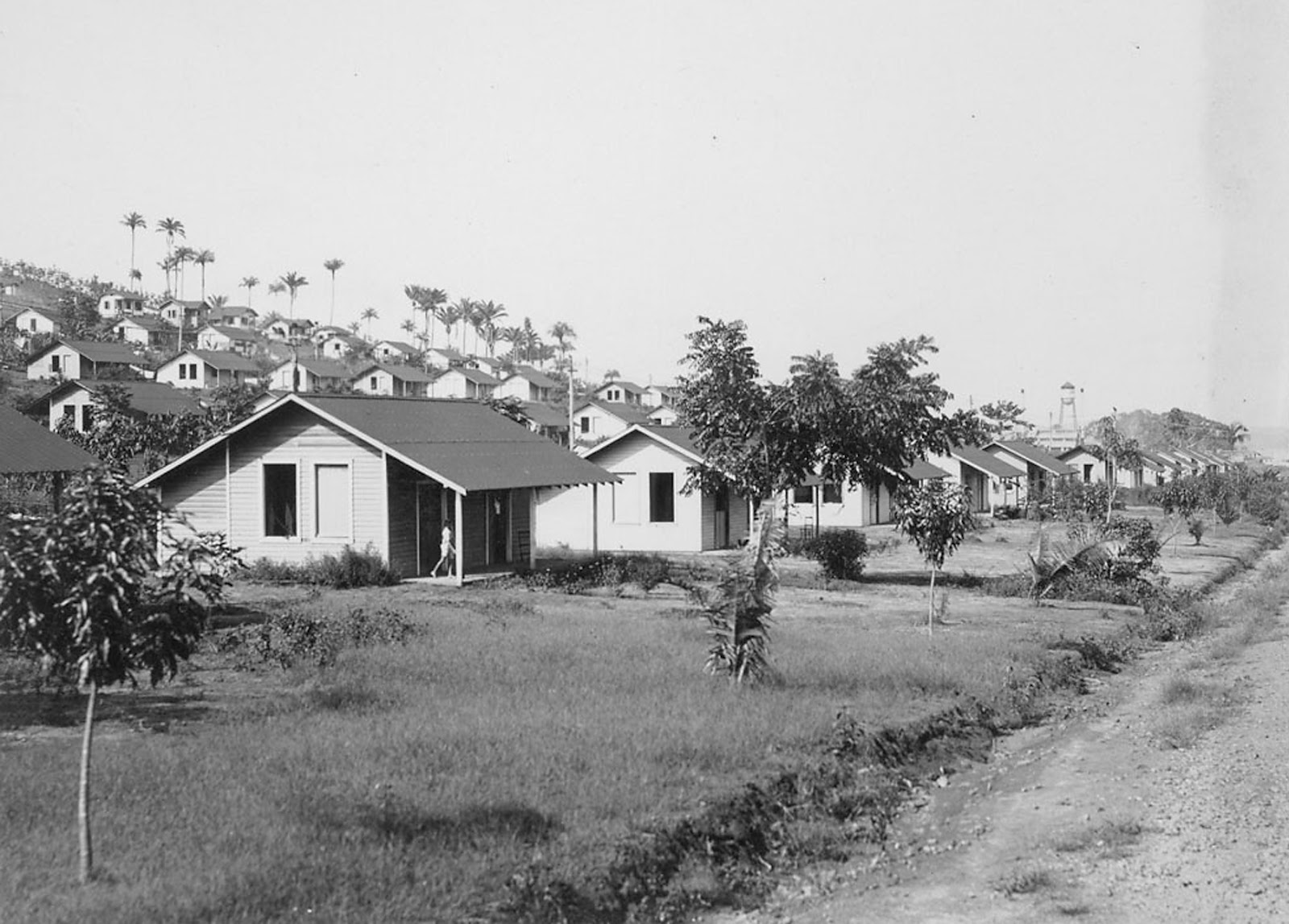 Fordlandia , Brazil, 1927