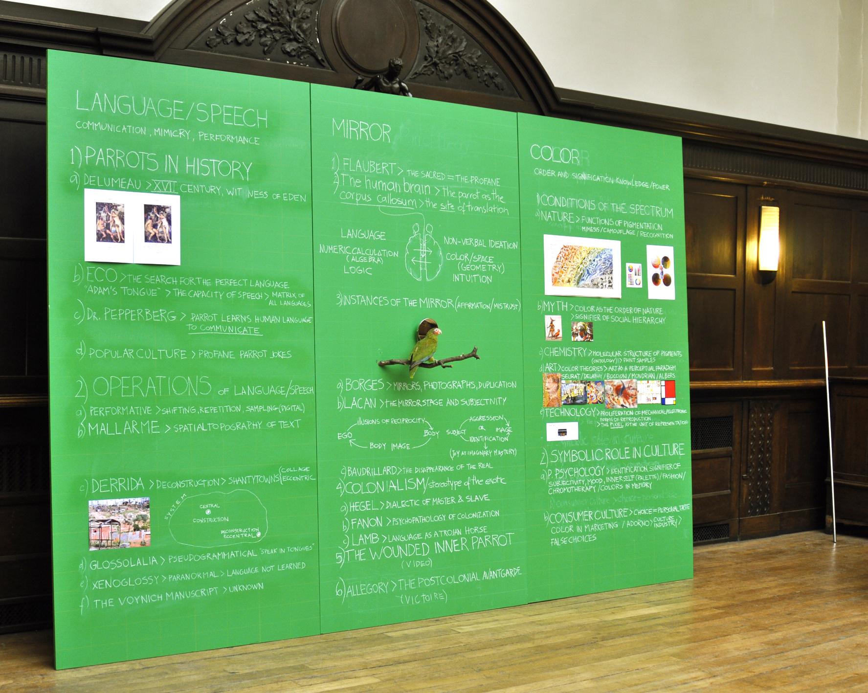 Parrot theory blackboard.jpg