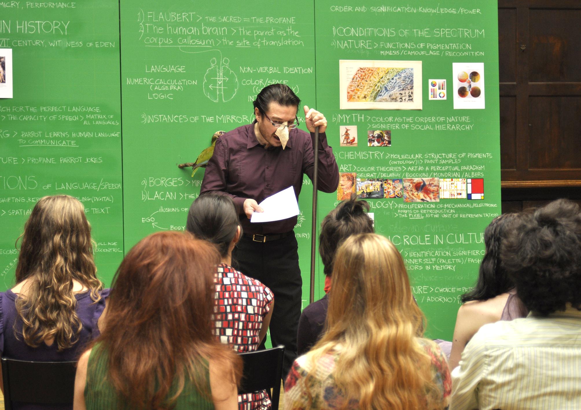 Parrot Theory, Performance, Reid Hall, Paris.jpg