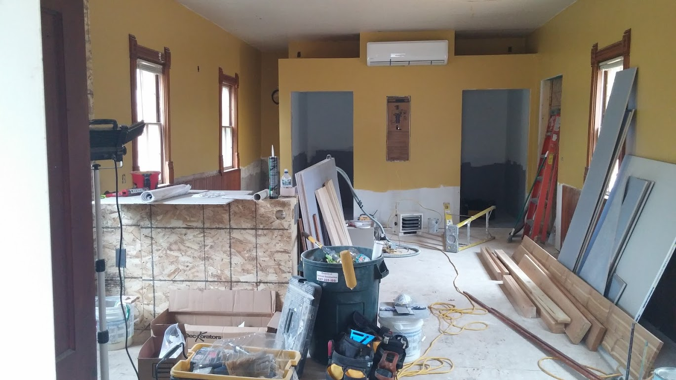 Construction Taproom