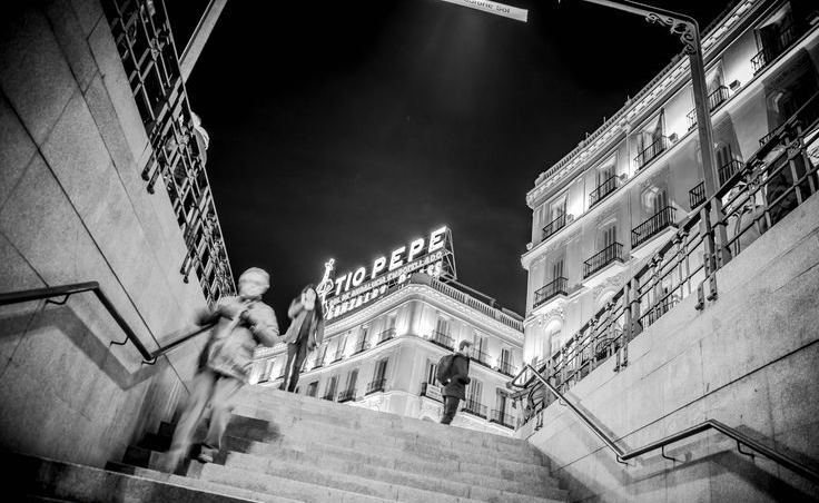 Puerta del Sol (image source: foursquare)