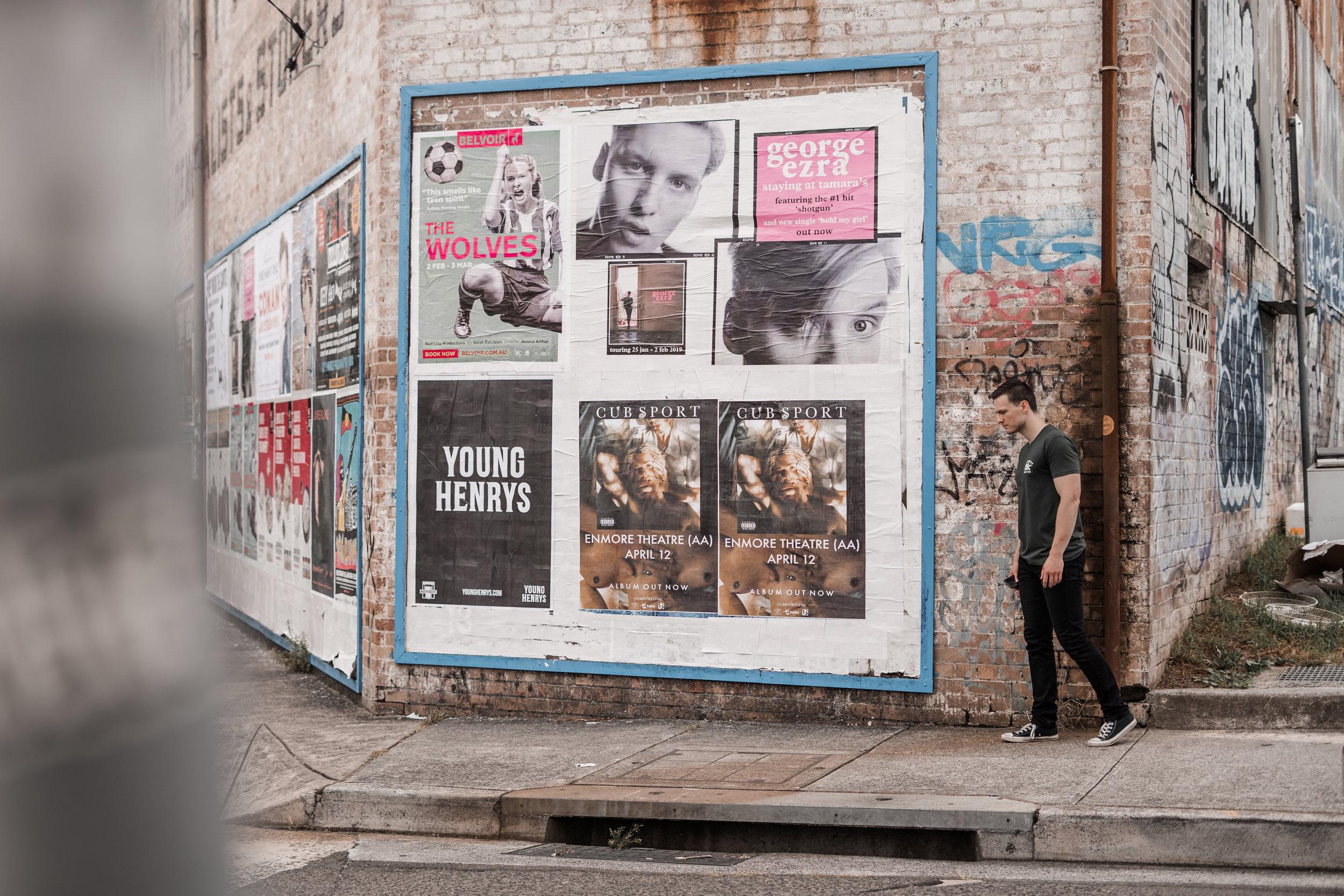Poster Printing Sydney