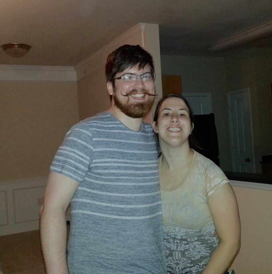 Caitlin & Casey in Kansas City.