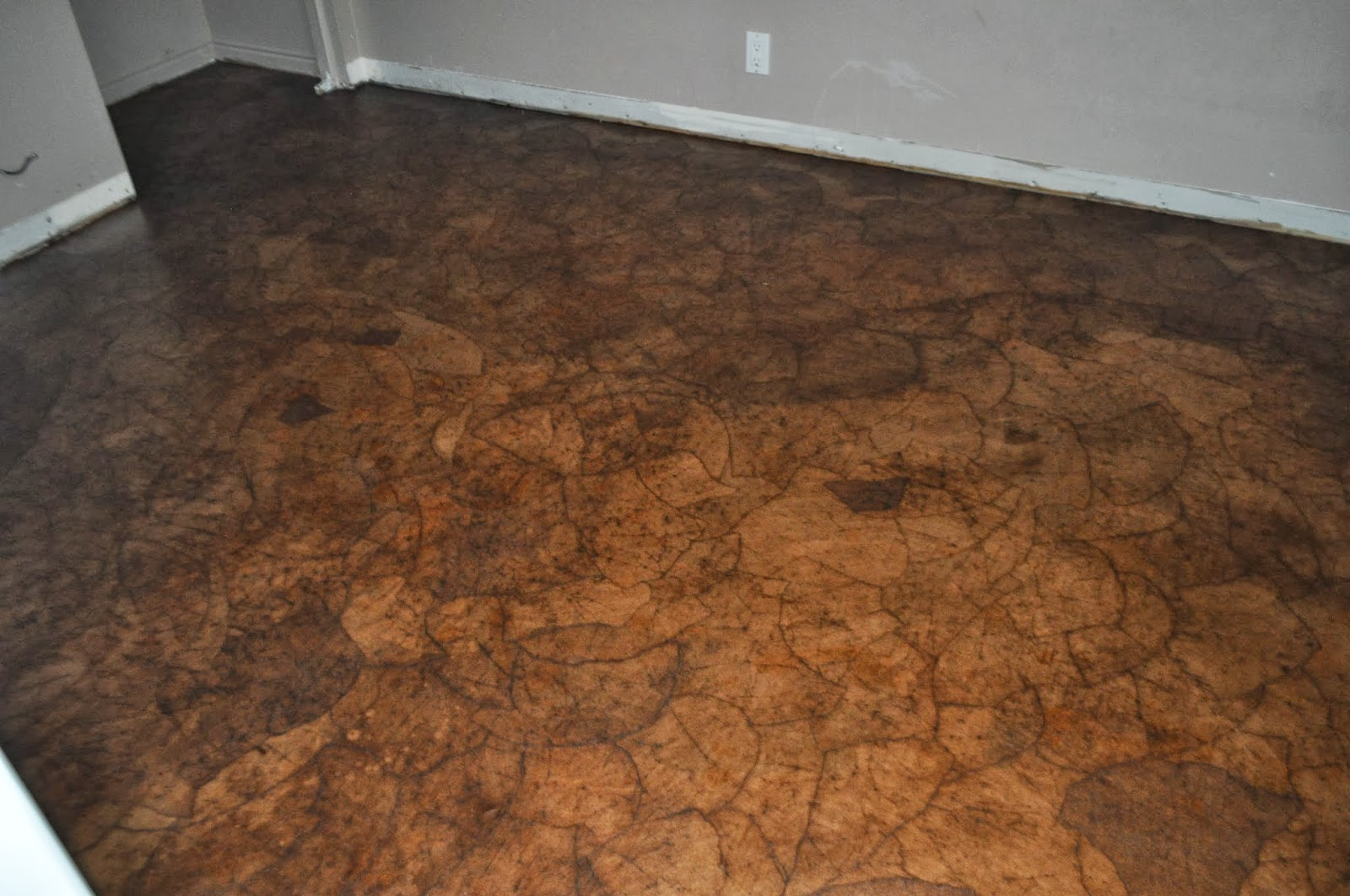 Office Floors made of Recycled Materials! -