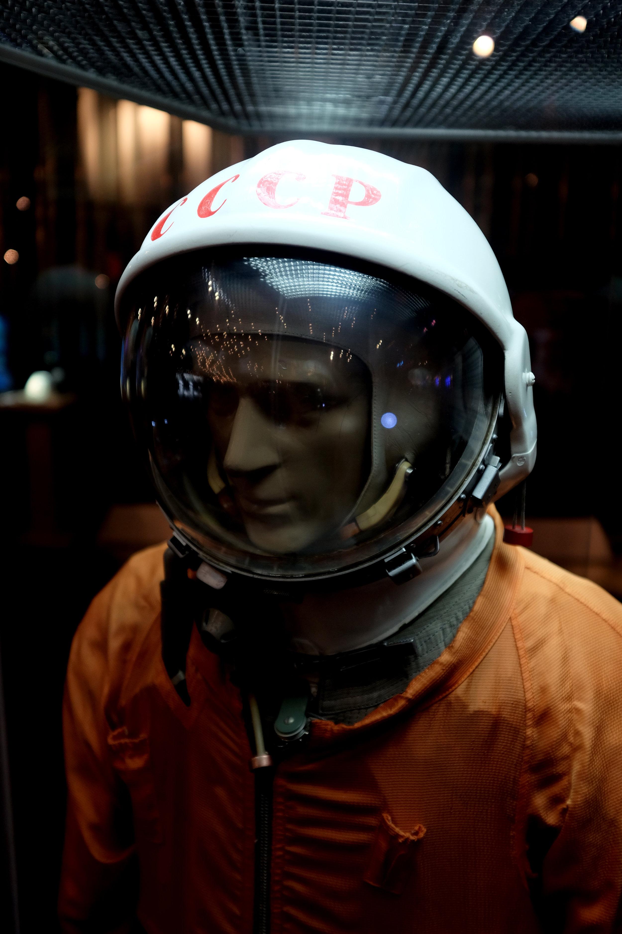 Memorial Museum of Cosmonautics | Moscow, Russia