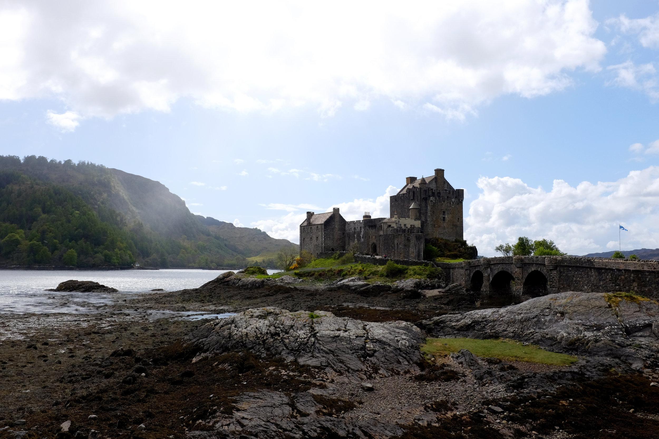 Eilean Donan Castle | Highlands, Scotland