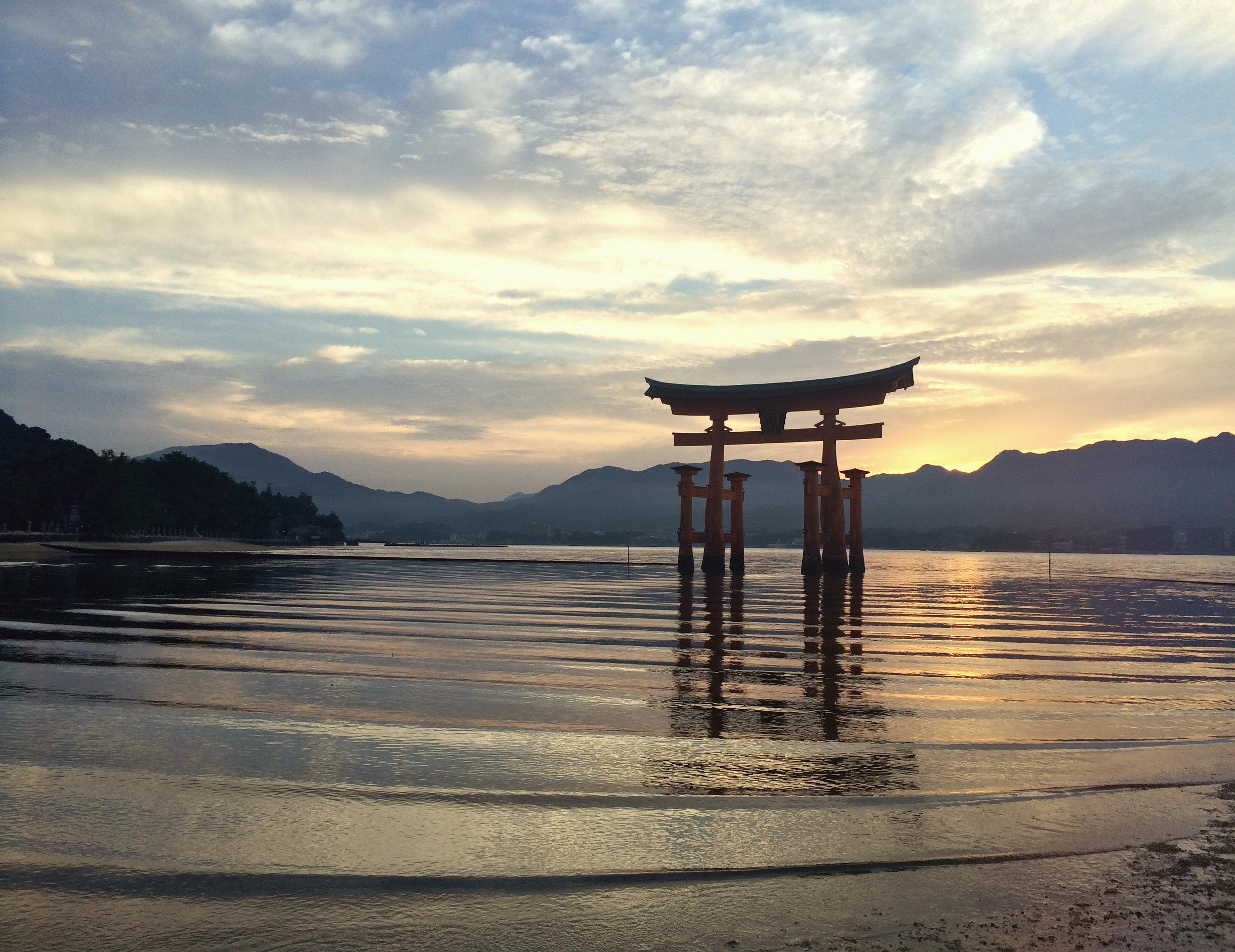 Itsukushima Shrine | Miyajima, Japan