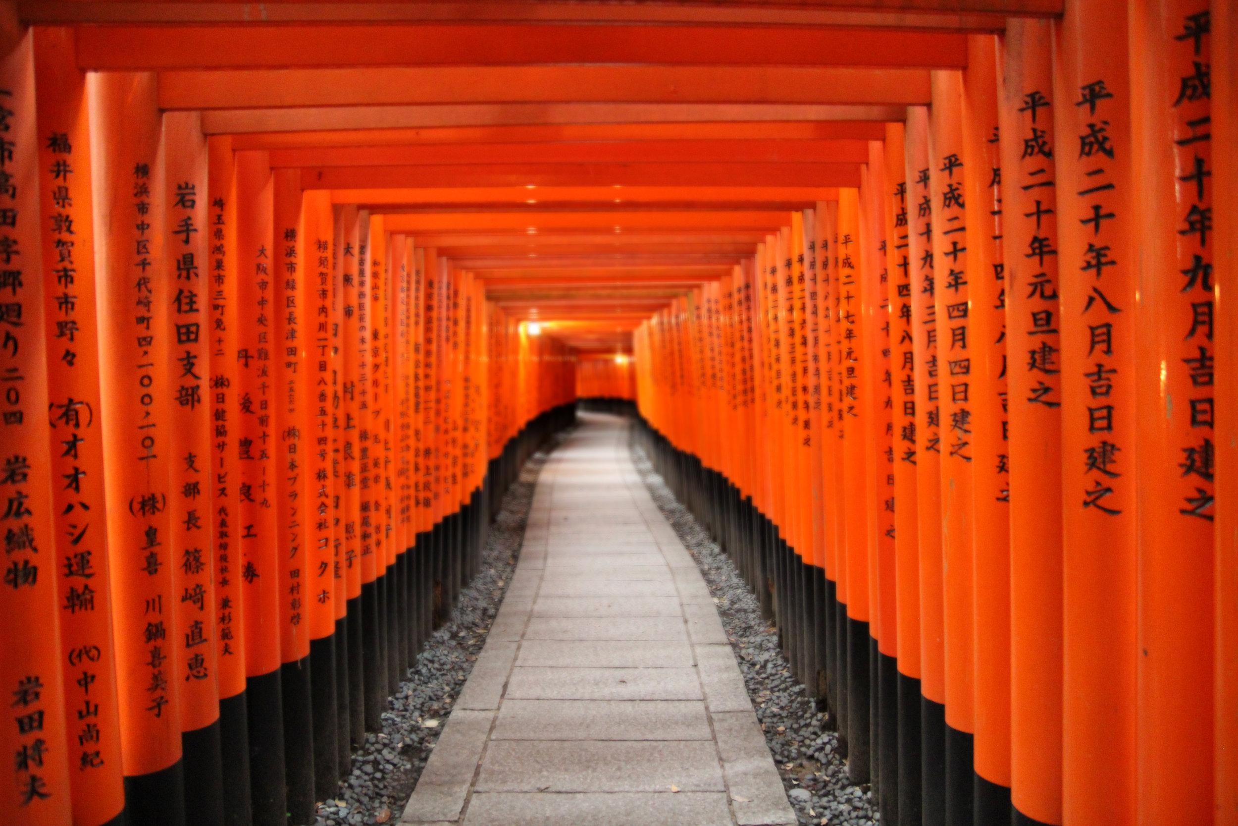 Fushimi Inari Taisha | Kyoto, Japan