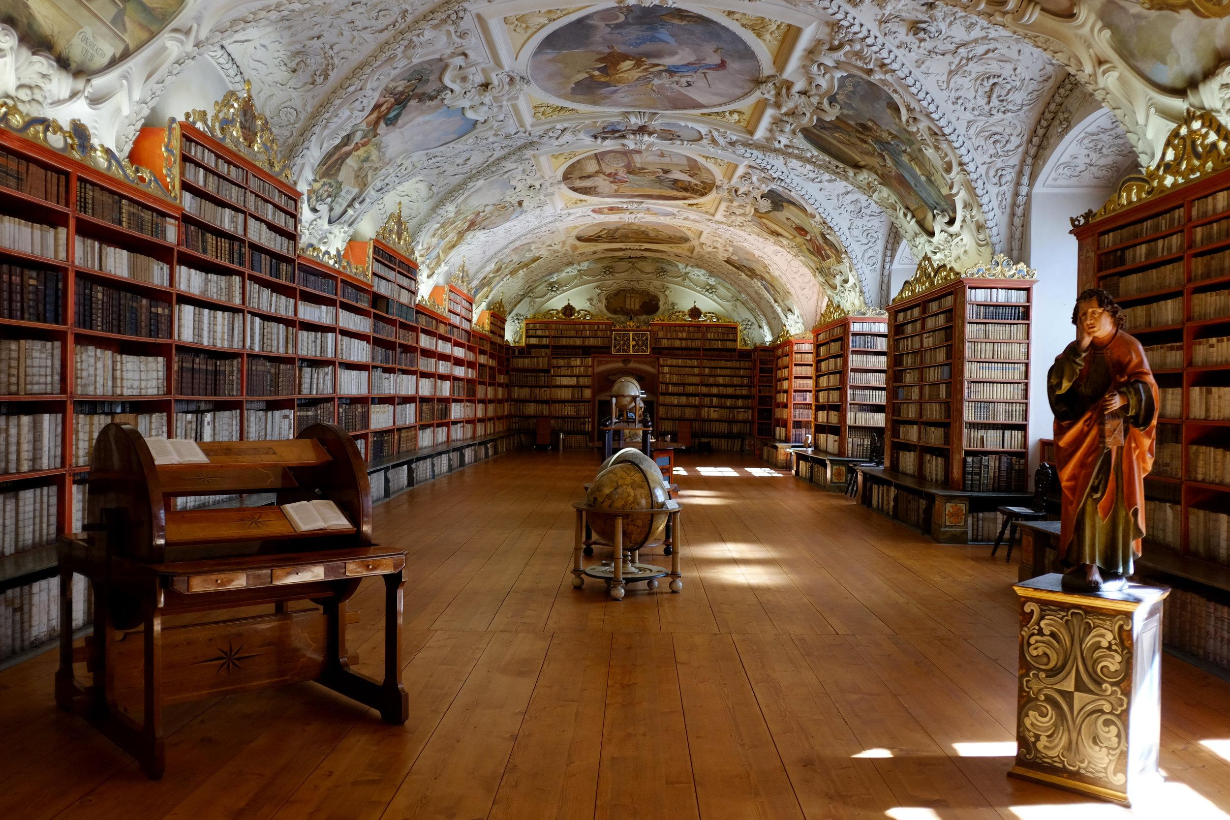 Strahov Monastery | Prague, Czech Republic