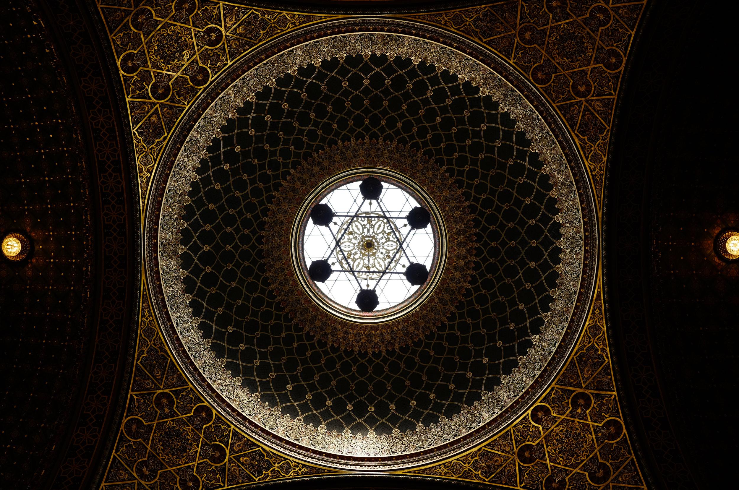 Spanish Synagogue | Prague, Czech Republic