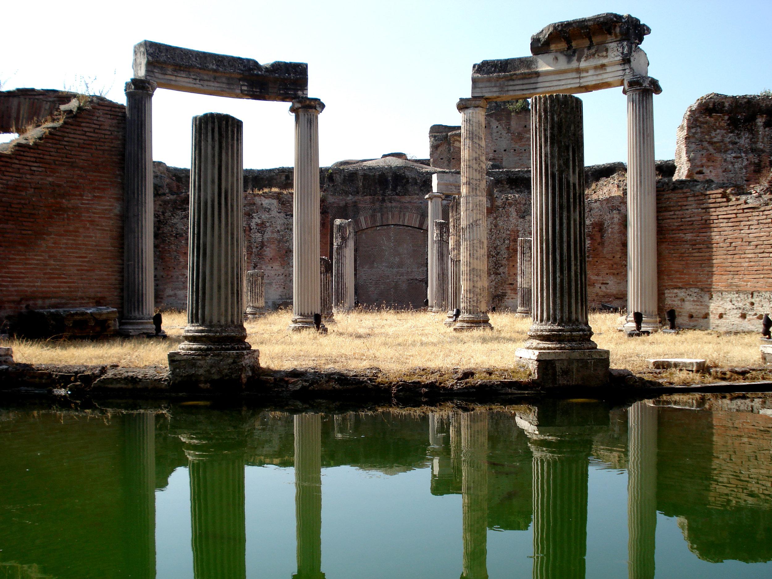 Hadrian's Villa | Rome, Italy