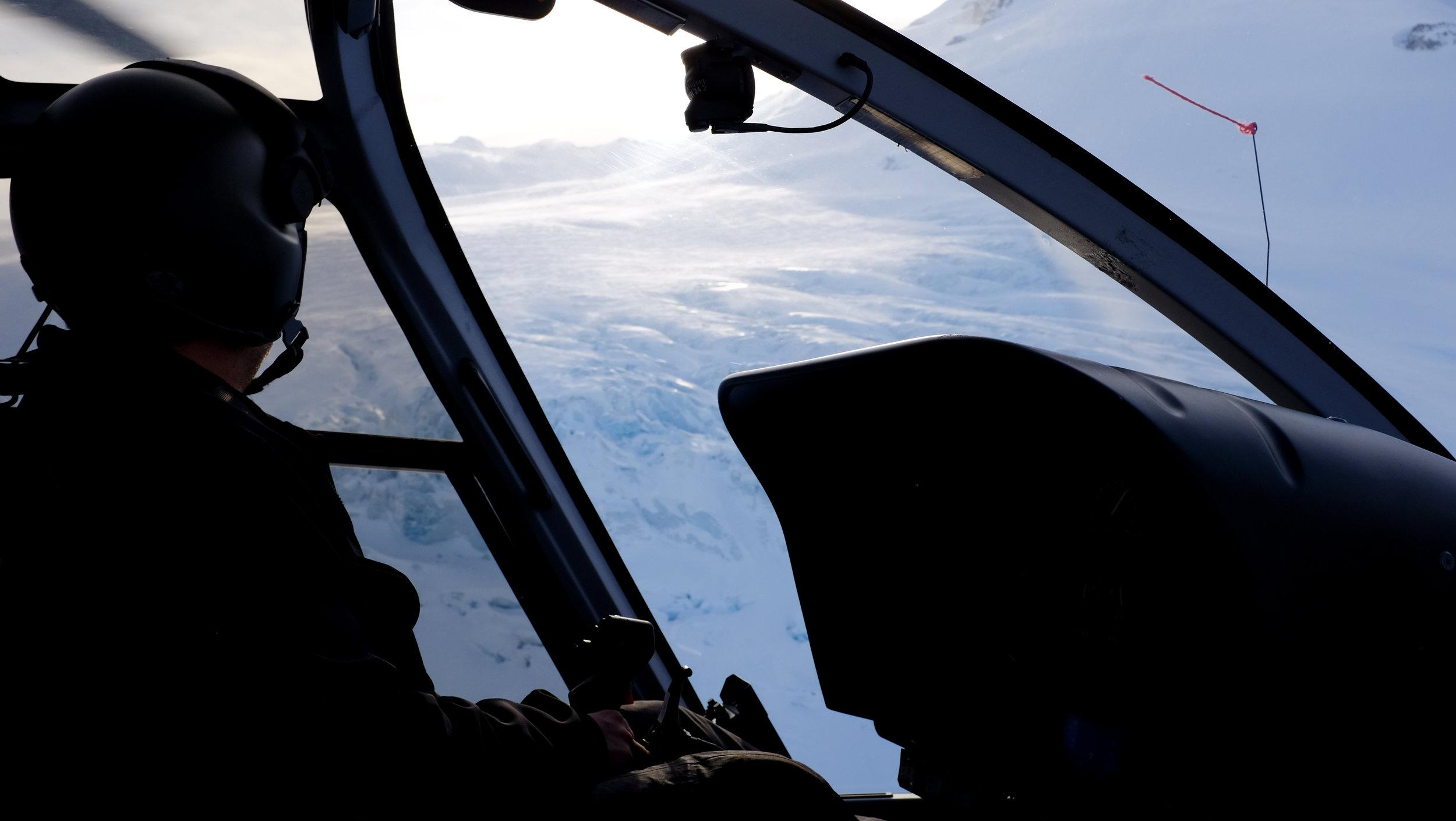 Glacier via Helicopter | Whistler, BC, Canada