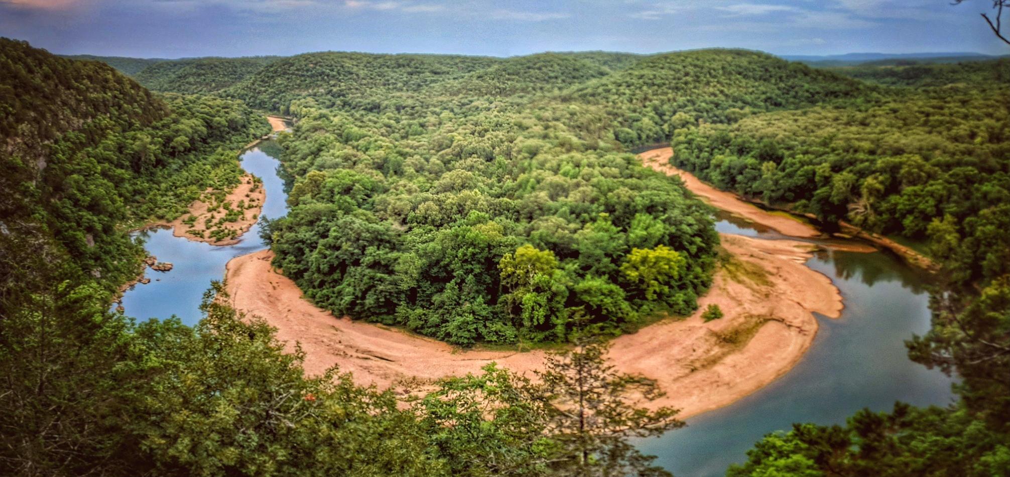 Red Bluff | Buffalo River, Arkansas