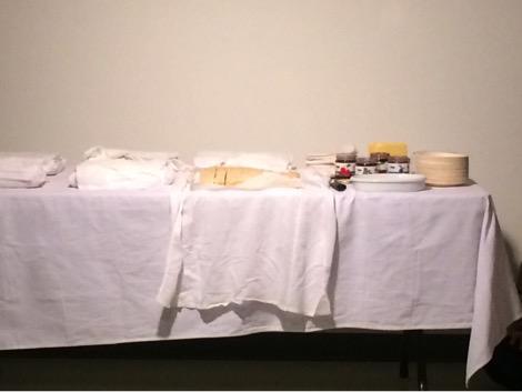 The Bannock Feast.   Photo: Annie Smith