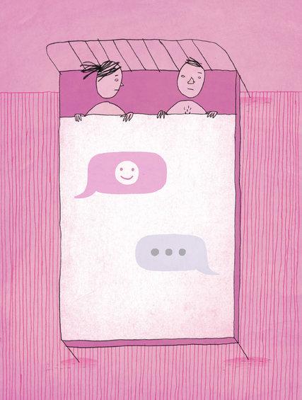 Image via  New York Times' Modern Love