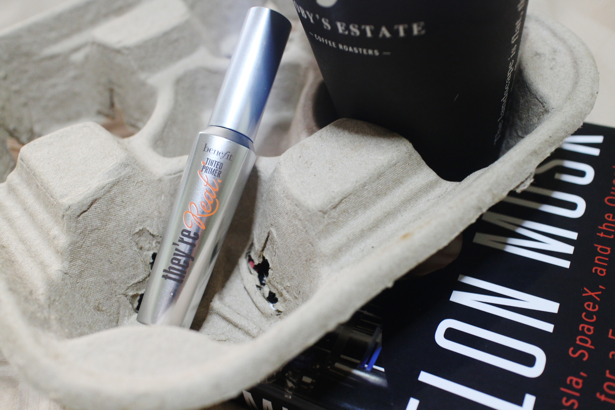 Special thanks to Benefit Philippines for launching Benefit They're Real Eyelash Primer :) What a fun way to launch things!