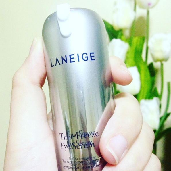 OMG I started using Laneige and OMG so good! I feel so pretty when using it!