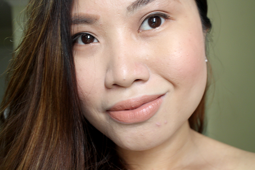 All products used except eyebrows (Benefit) and Eyeliner (K Palette).