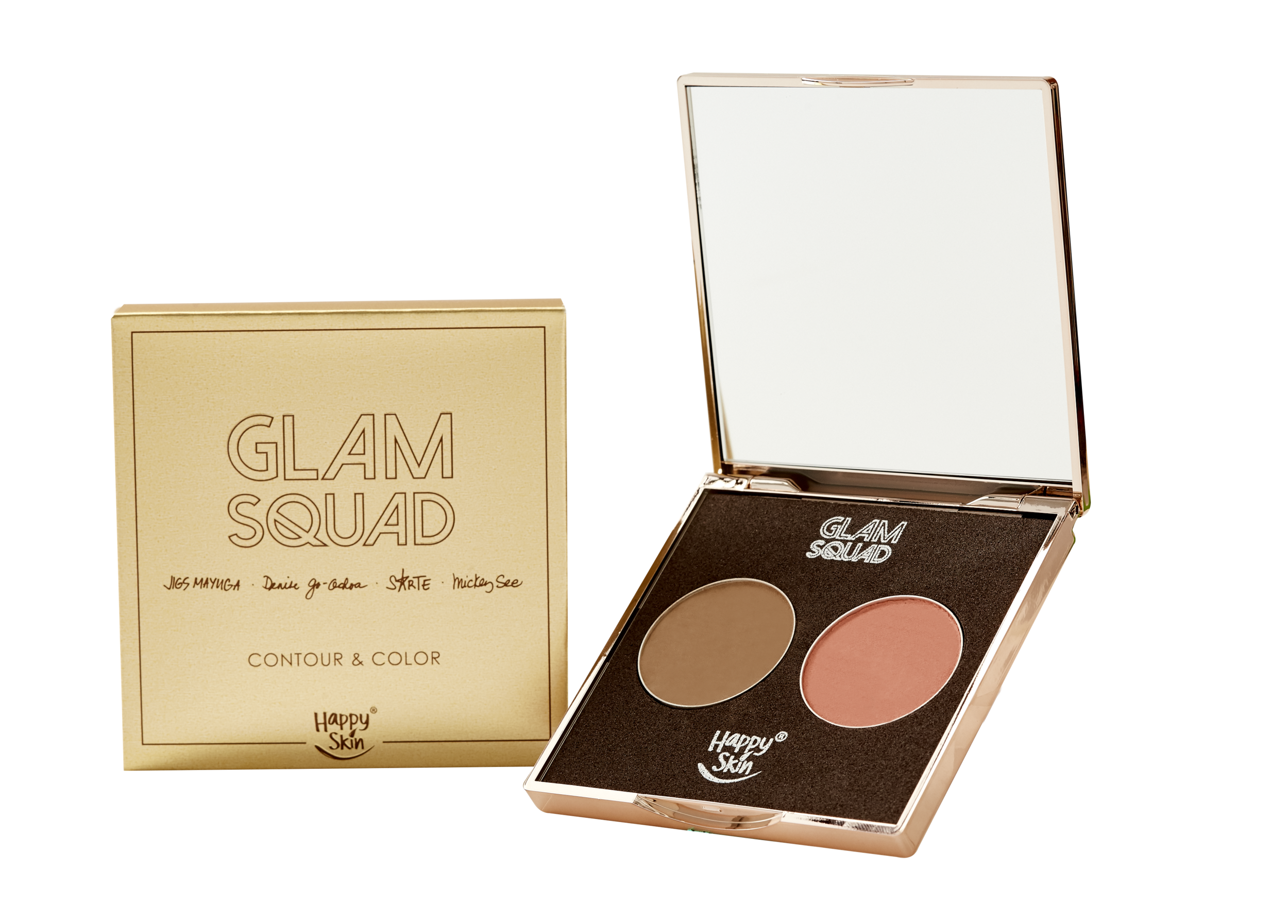 Happy Skin Glam Squad Contour and Color, PHP 1,399