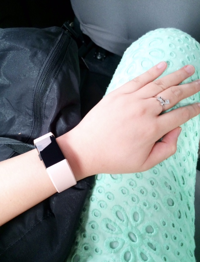 I started using a Fitbit :) - So I will review this soon!