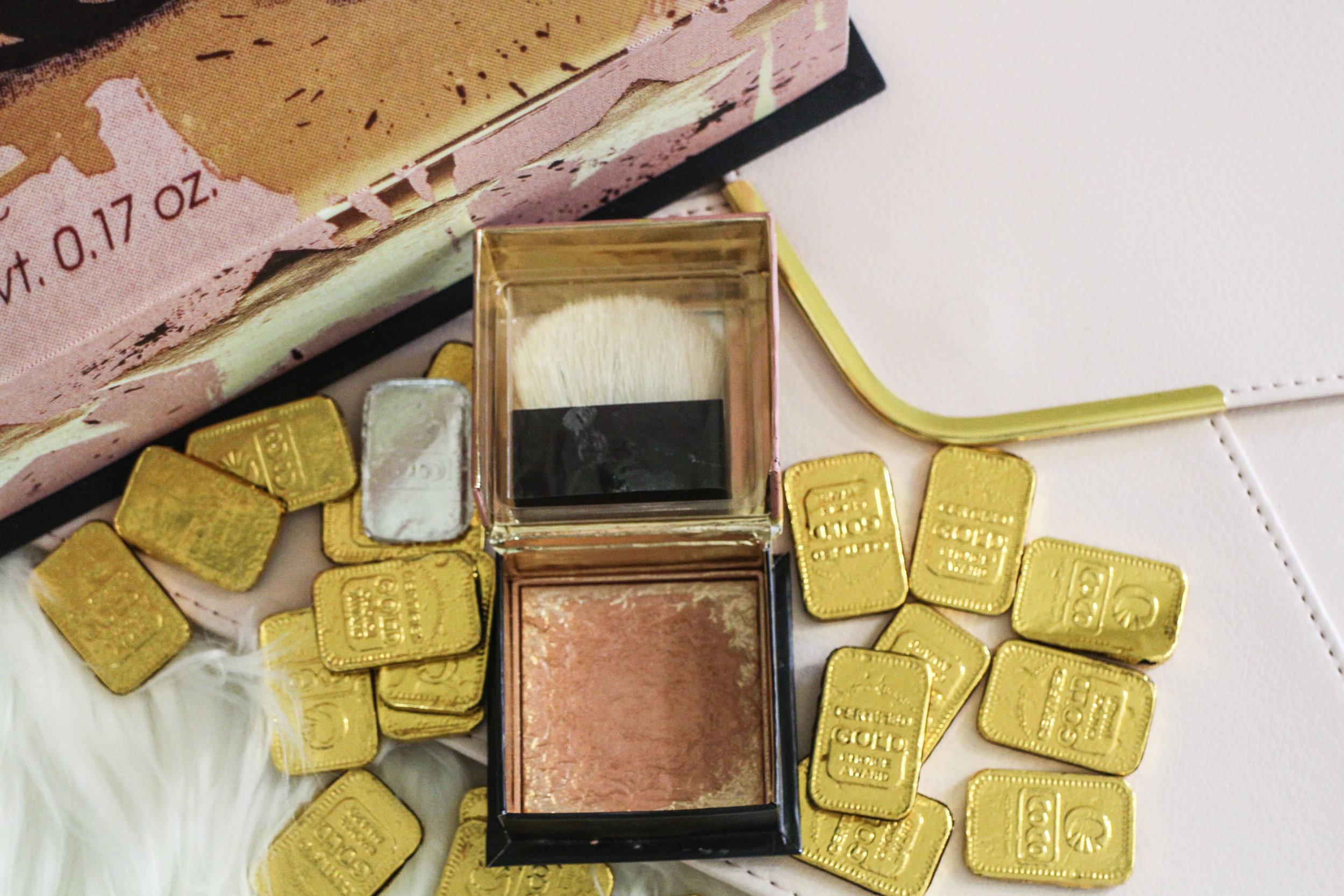 Benefit Gold Rush