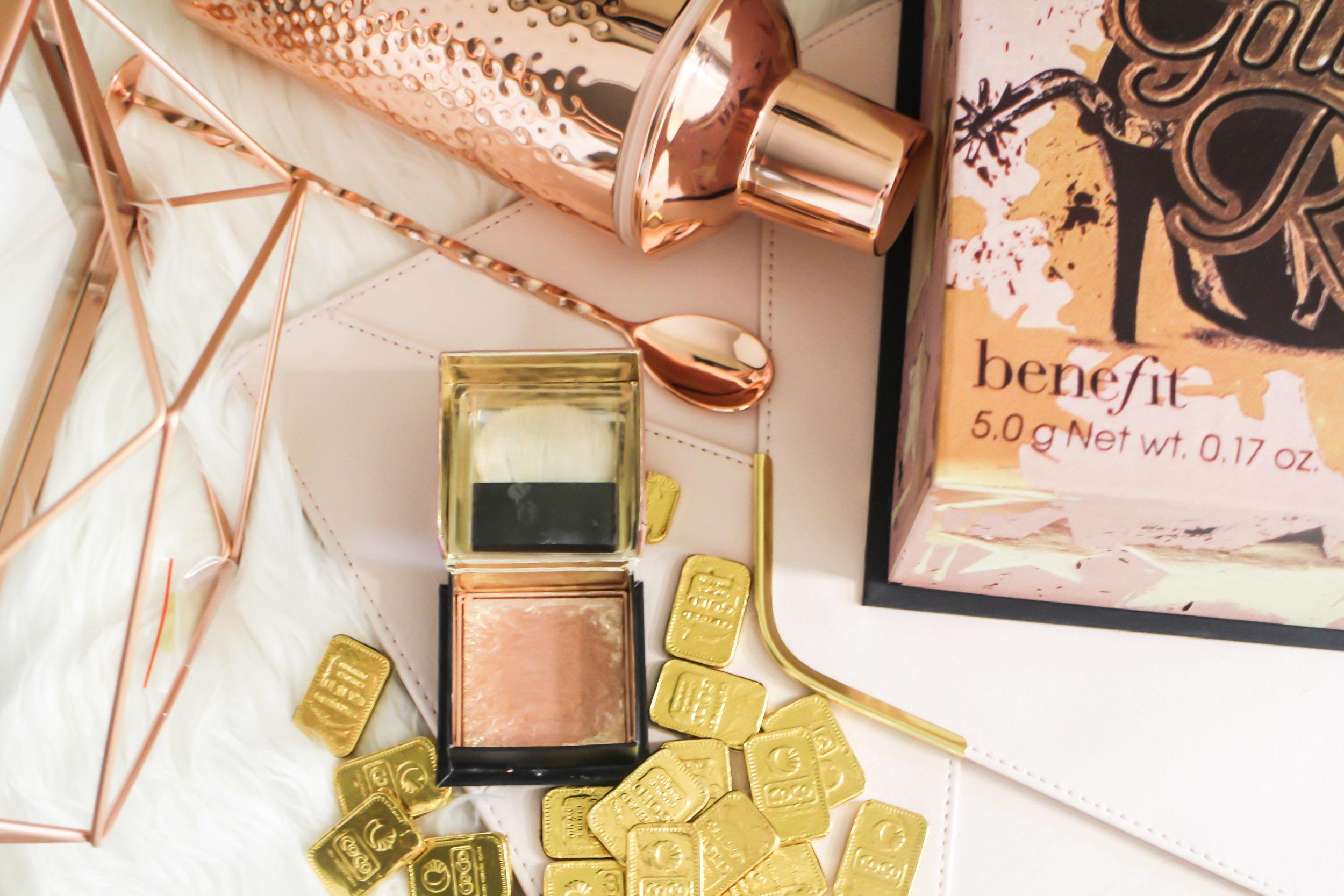 Benefit Gold Rush Blush