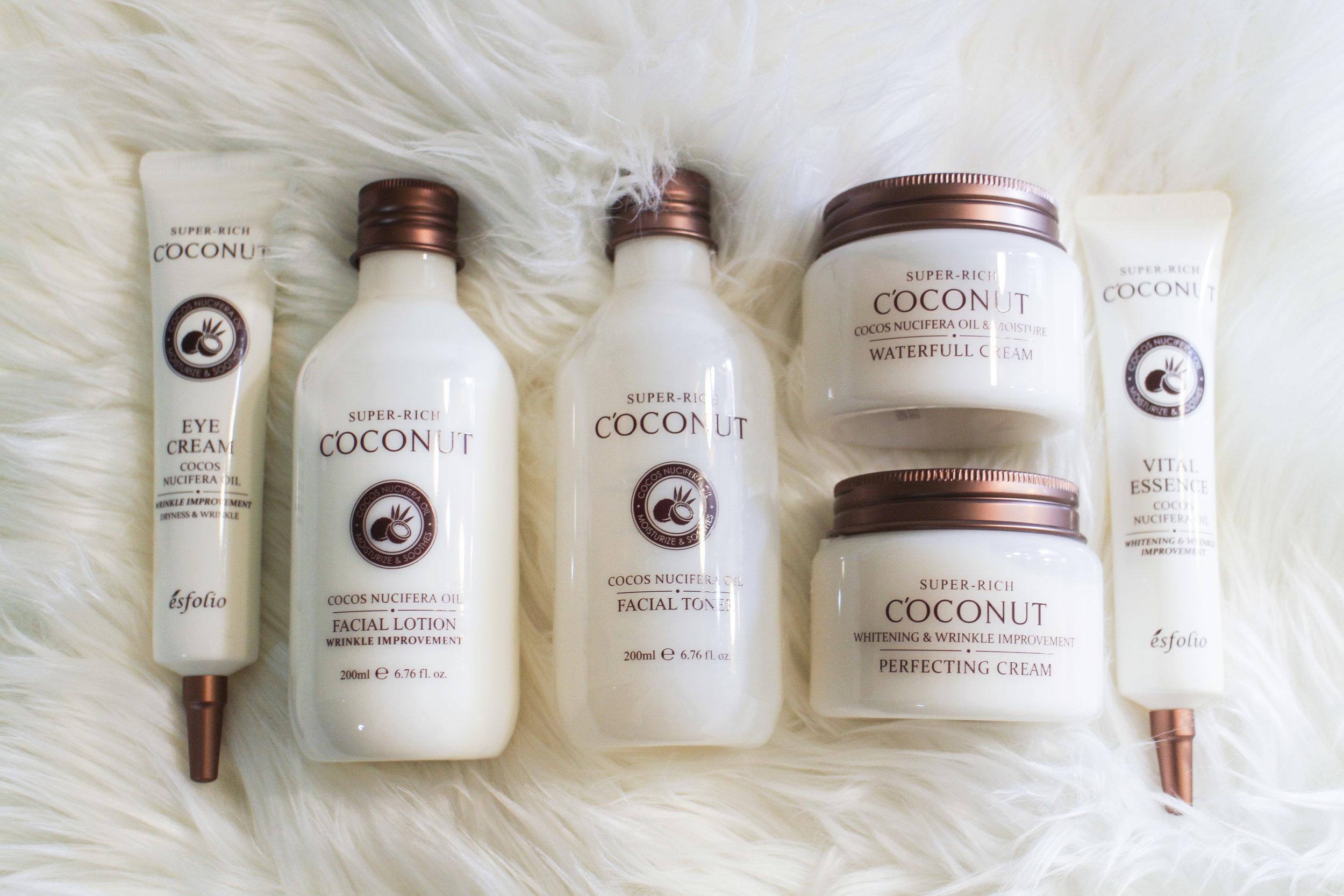 Esfolio Coconut