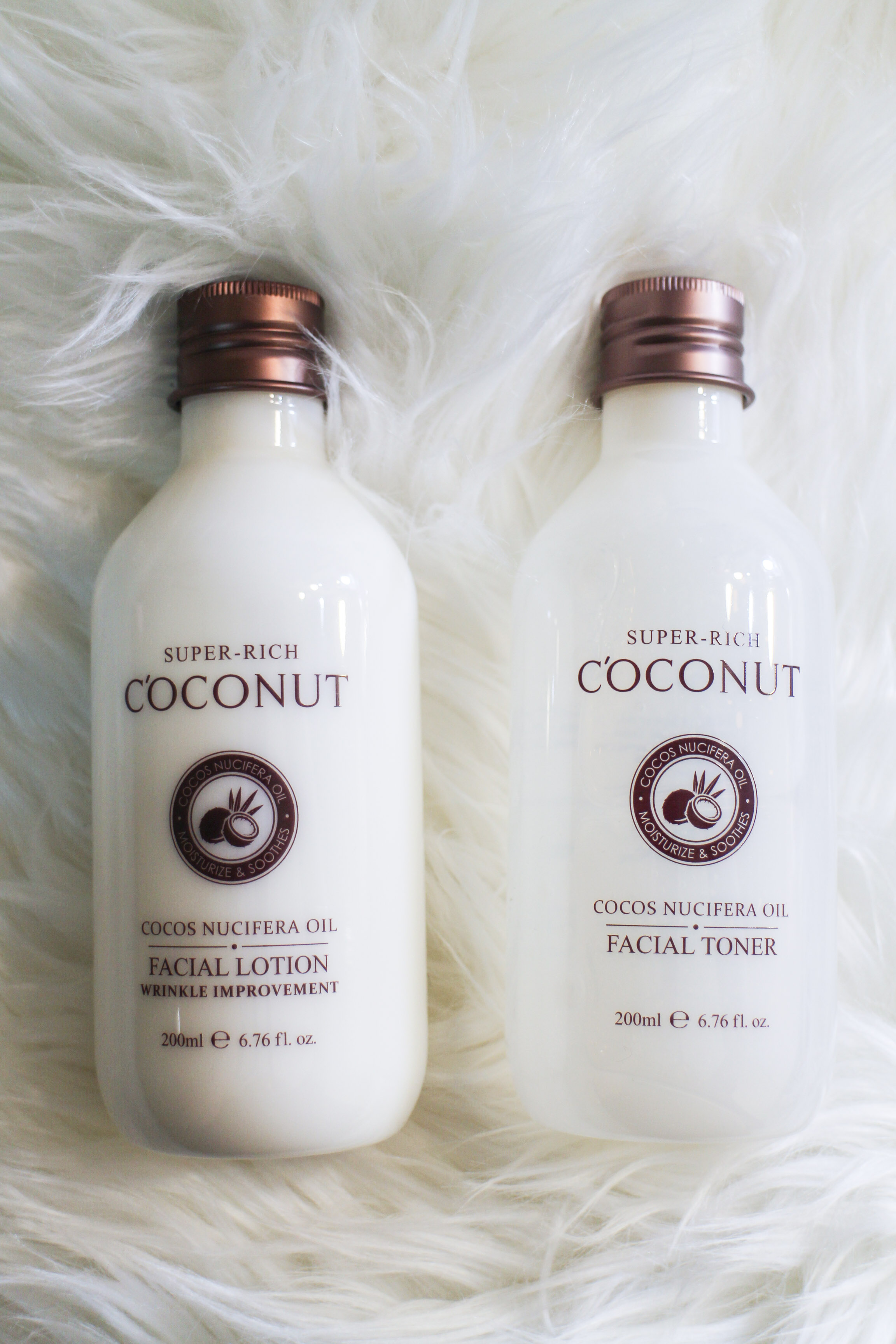 Esfolio Coconut Facial Lotion