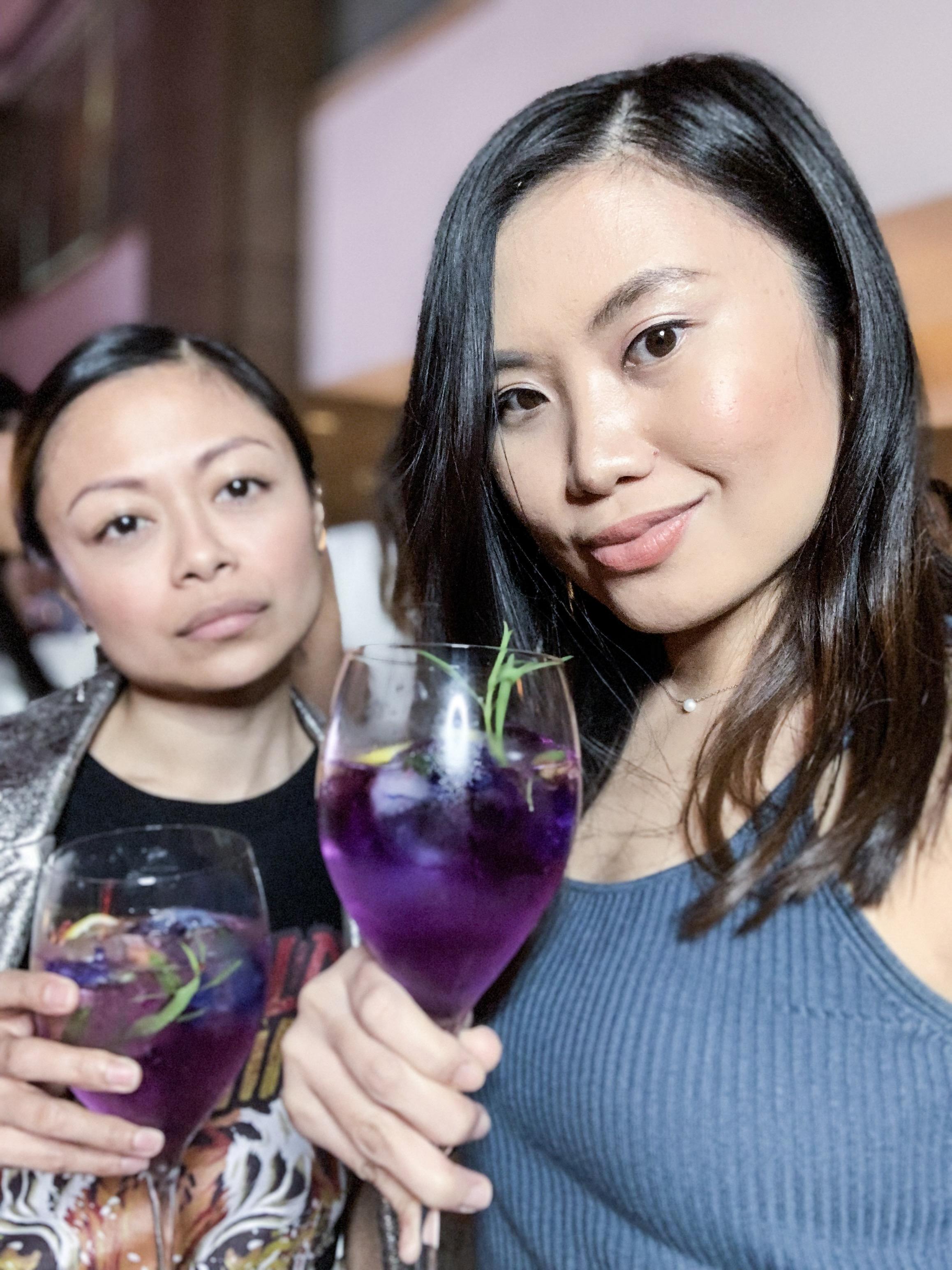 Sarah Santiago and Tara Cabullo Women & Tipple