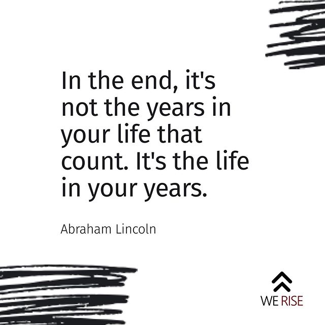 From the great Abraham Lincoln 🌟